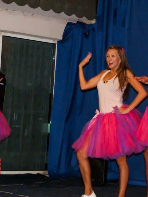 танцово шоу