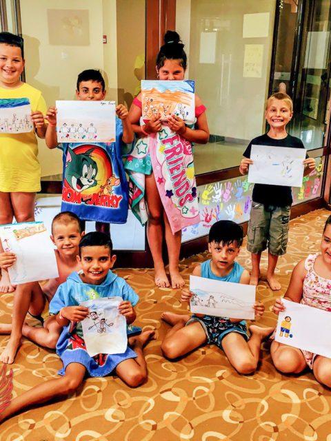 детски аниматори за хотел