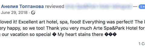 hotelska aniamcia